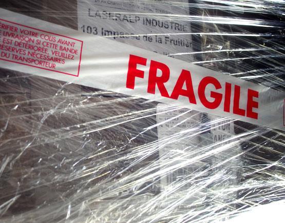 Emballage pour livraison